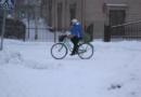 Zima v Nórsku, zima v Prievidzi
