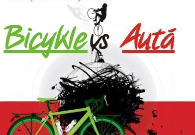 Bicykle vs. autá