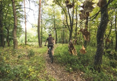 Hornonitrianske stopy a cyklo traily