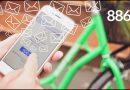 Prehľad možností SMS posielaných na Zelený bicykel